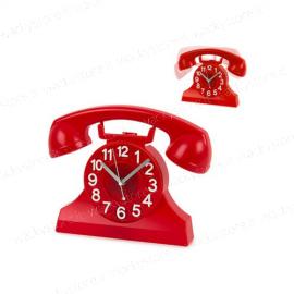 Orologio da parete - Telefono vintage
