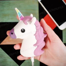 Caricabatterie portatile Unicorno