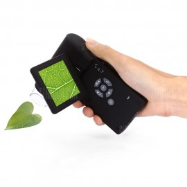 Microscopio portatile digitale