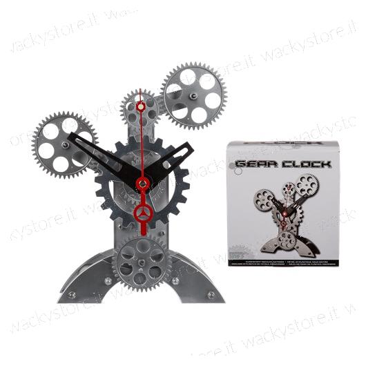 Orologio da tavolo - Ingranaggio