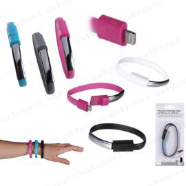 Cavo USB braccialetto per iOS