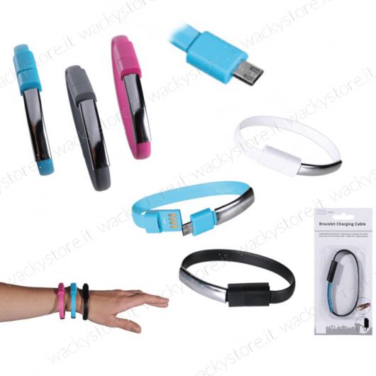 Cavo USB braccialetto per Android