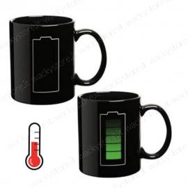 Tazza termosensibile Batteria