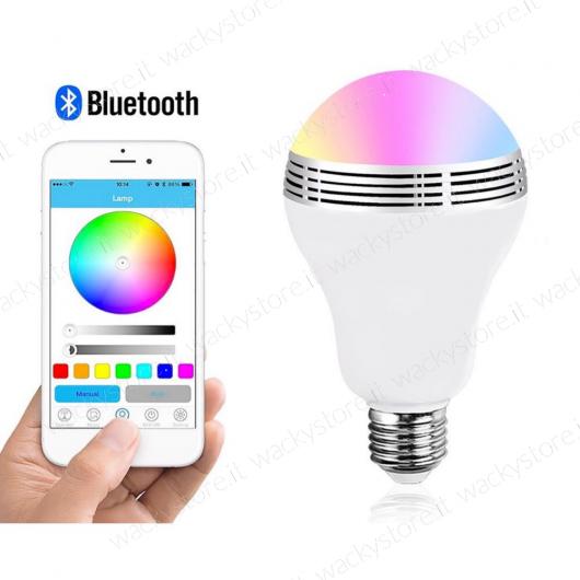 Lampadina Bluetooth