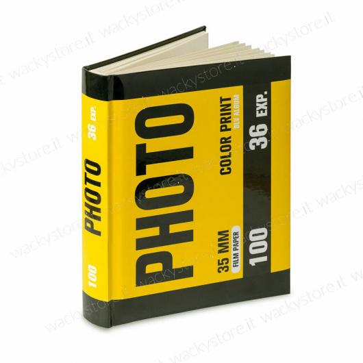 Album portafoto - Modello rullino fotografico