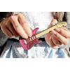 Limetta per unghie a forma di chitarra elettrica