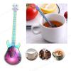 Cucchiaino a forma di chitarra o basso - Per musicisti e amanti della musica
