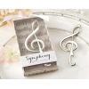 Apribottiglie chiave di violino o di Sol - Una nota apribottiglie per musicisti o appassionati di musica