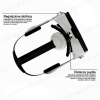 VR - Visore per la realtà aumentata - Visore virtuale 3D