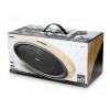 Cassa Bluetooth wood - Con entrata AUX - Altissima qualità audio