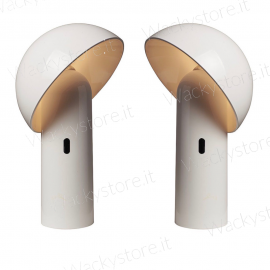 Lampada touch fungo - Con paralume direzionabile e tre intensità luminose