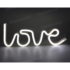 Lampada a led LOVE