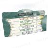 Confezione regalo sei kit di incensi terapeutici - In totale quarantotto bastoncini di incenso