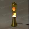 Lampada Lava Lamp - Edizione Gold - Un fantastico Gadget anni sessanta