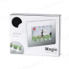 Portafoto, specchio e lampada magica - Funzione a pile o usb