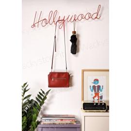 Appendiabiti Hollywood - Accessori per il fissaggio inclusi