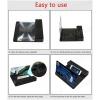 Lente di ingrandimento per smartphone con altoparlante bluetooth incluso