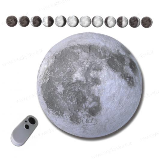 lampada applique luna