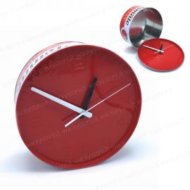 Orologio da parete - Tomato - con funzione nascondiglio segreto