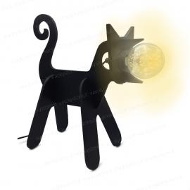 Lampada design - Gatto