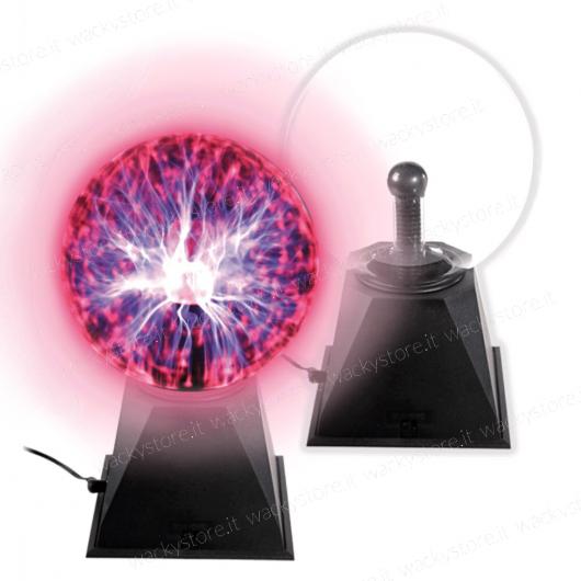 Lampada plasma - Esperimento scientifico touch