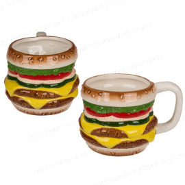 Tazza Hamburger