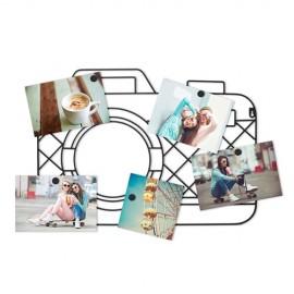 Portafoto magnetico macchina fotografica