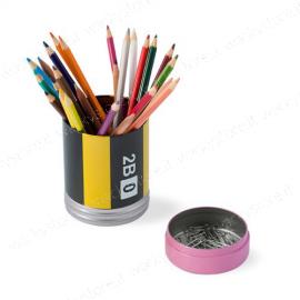 Porta penne matita - Con vano per gli accessori