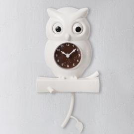 Orologio da parete Gufo