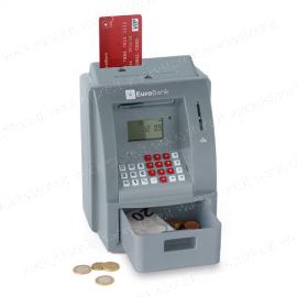 Euro bank - Salvadanaio bancomat