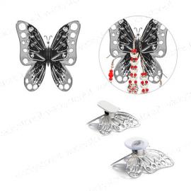 Portagioie farfalla